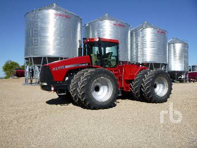 2005 CASE IH STX450 Steiger 4WD Tractor