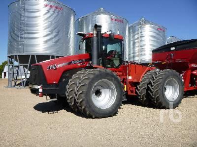 2009 CASE IH STEIGER 485HD 4WD Tractor