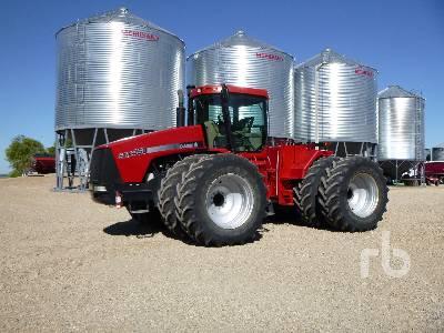 2005 CASE IH STEIGER STX450 4WD Tractor