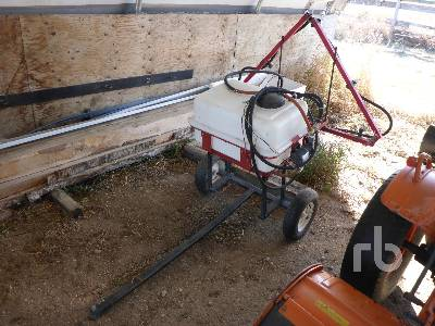 120 In. S/A Estate Sprayer