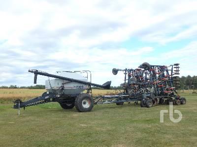 1996 FLEXI-COIL 5000 45 Ft Air Drill