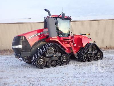 2016 CASE IH 580 Quadtrac Track Tractor