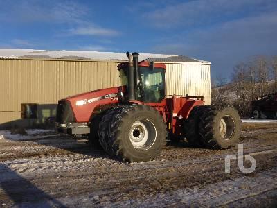 2009 CASE IH 485 Steiger 4WD Tractor