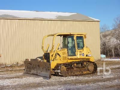 1996 JOHN DEERE DZ022 Crawler Tractor