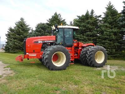 2010 VERSATILE 375 4WD Tractor