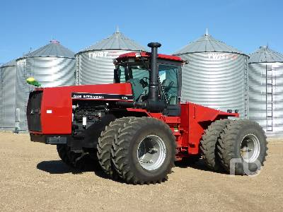 1995 CASE IH 9270 4WD Tractor