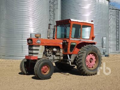 1982 MASSEY FERGUSON 1100 2WD Tractor