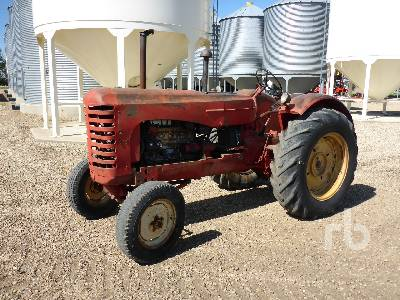 1965 MASSEY FERGUSON 44-6-65 Antique Tractor