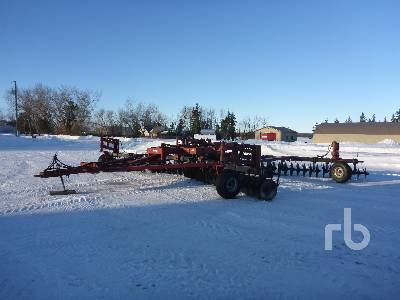 CASE IH 696 33 Ft Tandem Disc