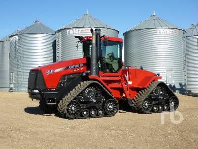 2010 CASE IH 435 Quadtrac Track Tractor