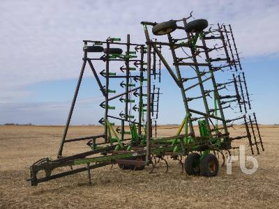 1981 CO-OP IMPLEMENTS 279 40 Ft Cultivator