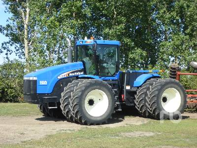 2006 NEW HOLLAND TJ450 4WD Tractor