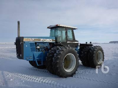 FORD VERSATILE 876 Designation 6 4WD Tractor