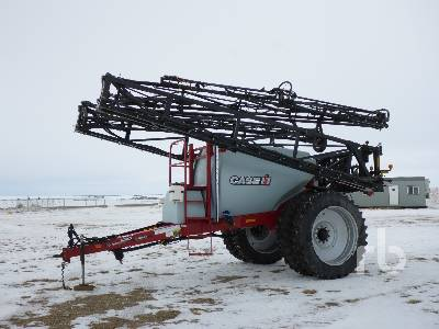 2014 CASE IH 160 135 Ft High Clearance Field Sprayer