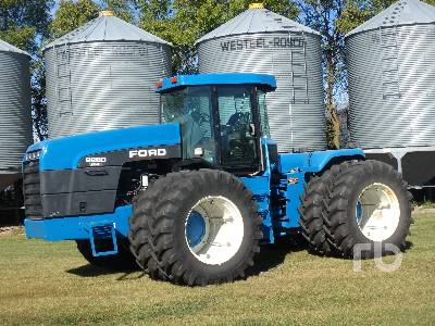 1994 FORD/NEW HOLLAND 9280 4WD Tractor