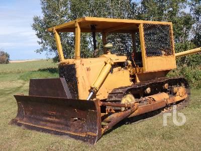 1953 CAT D6 Crawler Tractor