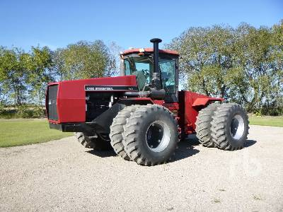 1992 CASE IH 9270 4WD Tractor