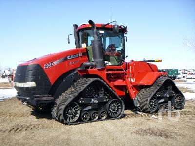 2013 CASE IH 500 Quadtrac 4WD Tractor