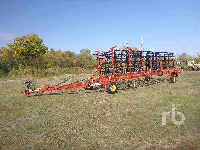 2012 BOURGAULT 6000 Mid Harrows