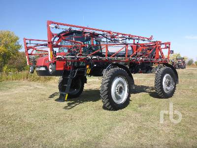 2010 CASE IH PATRIOT 3330 100 Ft High Clearance Sprayer