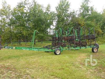 1983 FLEXI-COIL SYSTEM 95 40 Ft Harrow Packer
