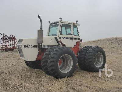 CASE IH 4490 MFWD Tractor