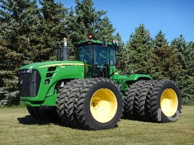 2008 JOHN DEERE 9630 4WD Tractor