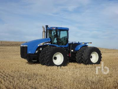 2004 NEW HOLLAND TJ500 HD 4WD Tractor