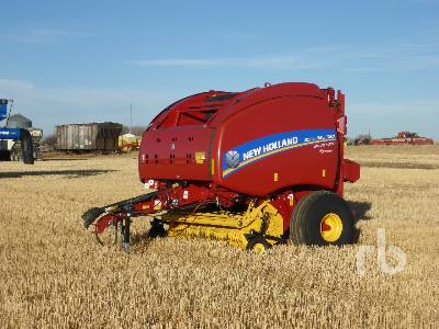 2017 NEW HOLLAND 560RB Specialty Crop Round Baler