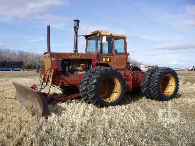 VERSATILE 850 4WD Tractor