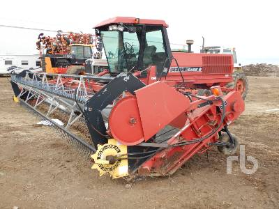 1999 CASE IH 8825HP 30 Ft Swather
