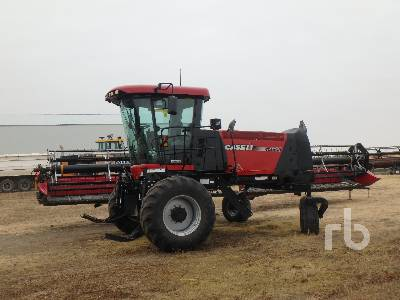 2012 CASE IH WD1903 36 Ft Swather