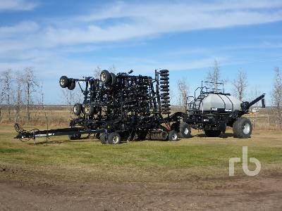 2002 FLEXICOIL 45 Ft Air Drill