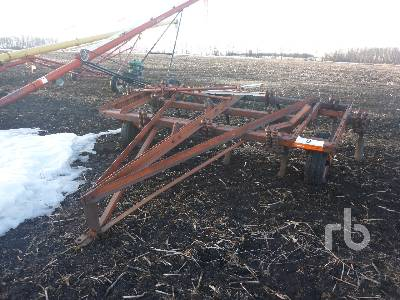 12 Ft Chisel Field Cultivator
