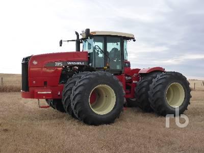 2011 VERSATILE 375 4WD Tractor