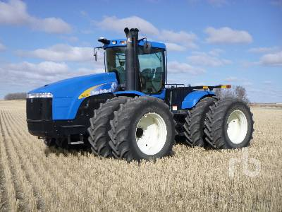 2008 NEW HOLLAND T9030 4WD Tractor