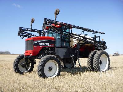 2007 APACHE AS1010 90 Ft Sprayer