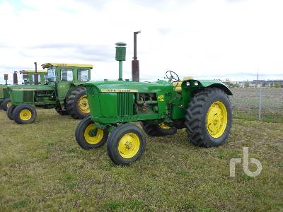 1962 JOHN DEERE 4010 2WD Antique Tractor