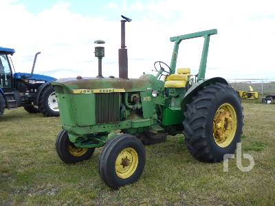 1962 JOHN DEERE 3010 2WD Antique Tractor