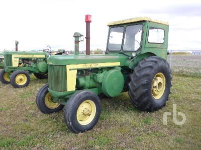 1954 JOHN DEERE R 2WD Antique Tractor