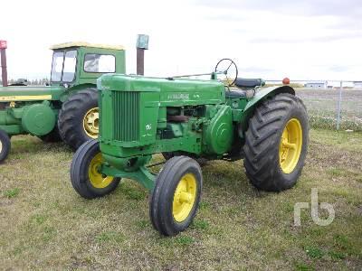 1955 JOHN DEERE 70 2WD Antique Tractor