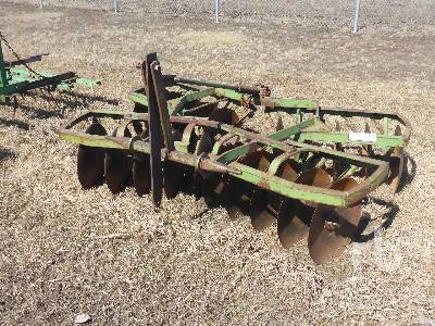JOHN DEERE 72 In. 3 Point Hitch Landscape Disc