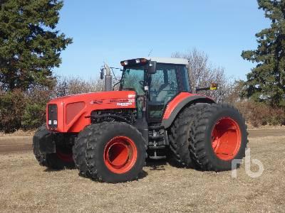 2003 MASSEY FERGUSON 8280 MFWD Tractor