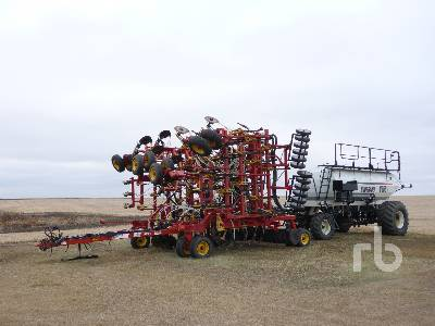 2008 BOURGAULT 5710 54 Ft Air Drill