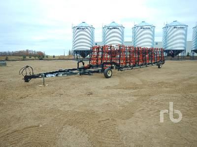 1997 BOURGAULT 5400 80 Ft Harrows