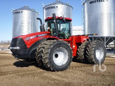 2013 CASE IH STEIGER 450HD 4WD Tractor