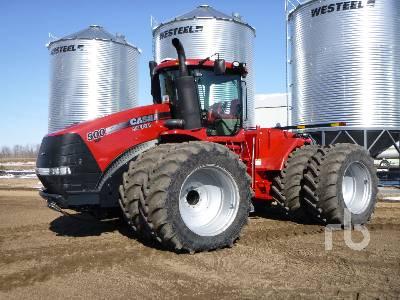 2013 CASE IH STEIGER 500HD 4WD Tractor