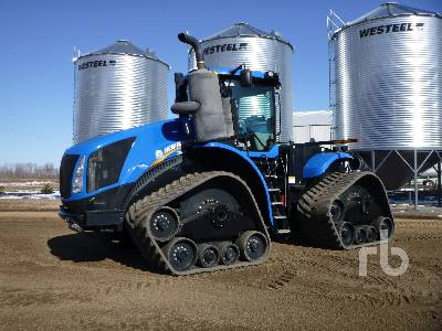 2014 NEW HOLLAND T9.645 Track Tractor