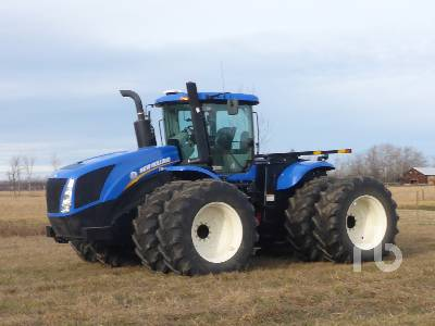 2012 NEW HOLLAND T9.450 4WD Tractor