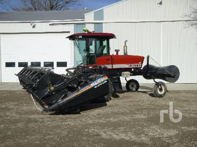 2007 WESTWARD 9352C 25 Ft Swather